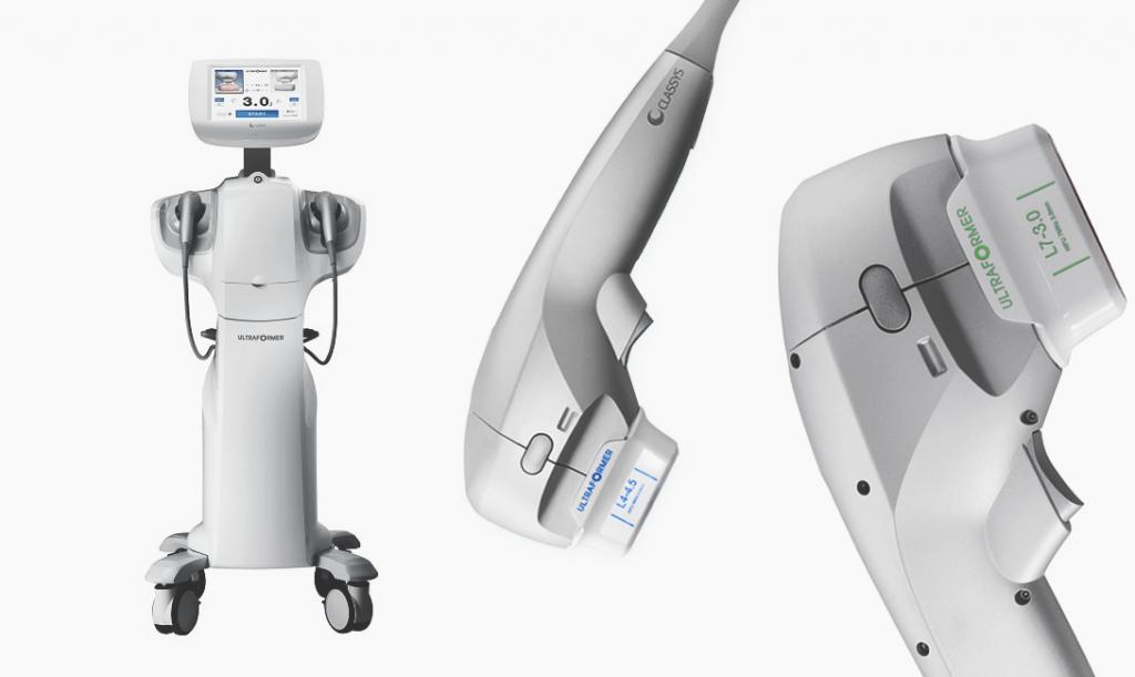 Аппараты, используемые для SMAS (СМАС) подтяжки