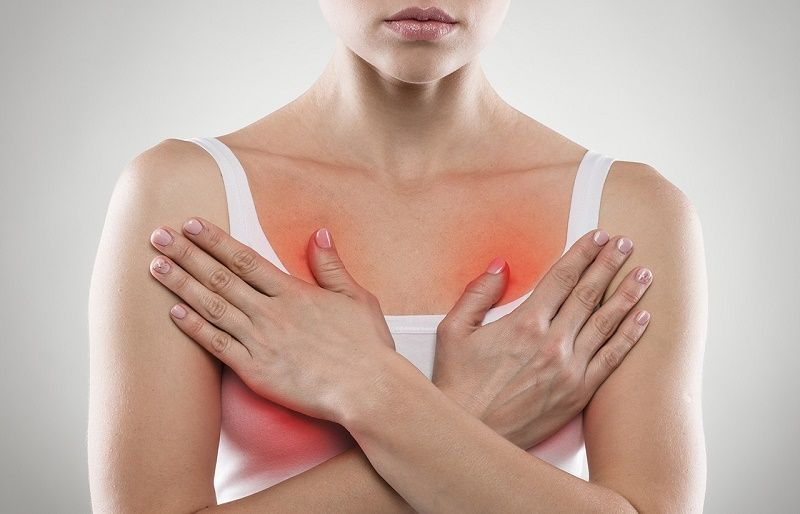 Возможные виды осложнений после маммопластики